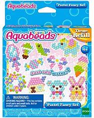Aquabeads: pasztell fantázia szett - 1. Kép