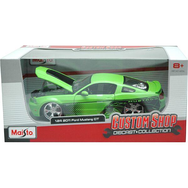 1:24 Ford Mustang (Hardtop) - 1. Kép