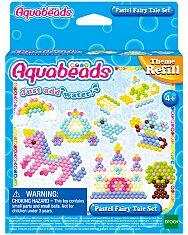 Aquabeads: pasztell tündérálom szett - 1. Kép