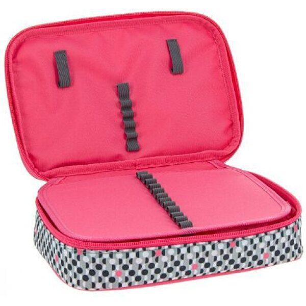 Ars Una: Think Pink többszintes tolltartó - 3. Kép