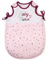 Baby Nurse: játékbaba hálózsák - 1. Kép