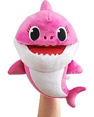 Baby Shark Cápa Család Ütemre Zenélő Plüss