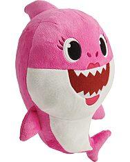 Baby Shark Cápa Család Zenélő Plüss: Anya Cápa - 2. Kép