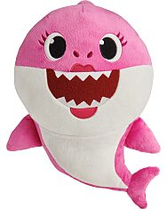 Baby Shark Cápa Család Zenélő Plüss: Anya Cápa - 1. Kép
