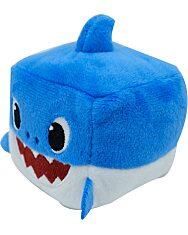 Baby Shark Zenélő Kockaplüss