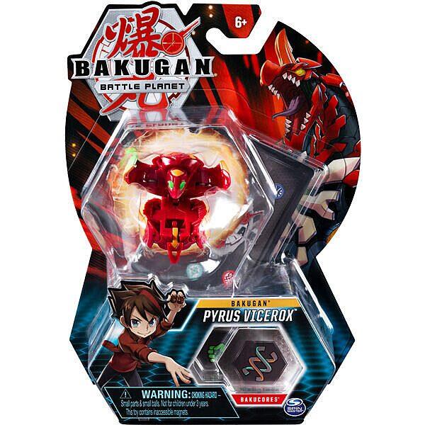 Bakugan: alapcsomag - Pyrus Vicerox - 1. Kép