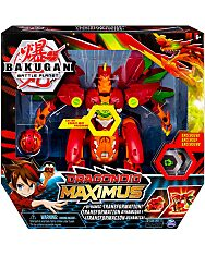 Bakugan: Dragonoid Maximus akciófigura - 1. Kép