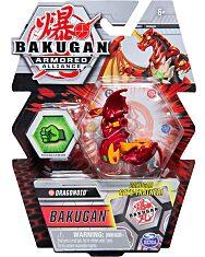 Bakugan: Páncélozott Szövetség alap labda - Dragonoid - 1. Kép
