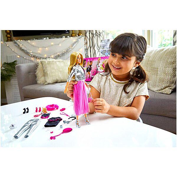 Barbie: adventi naptár - 2. Kép