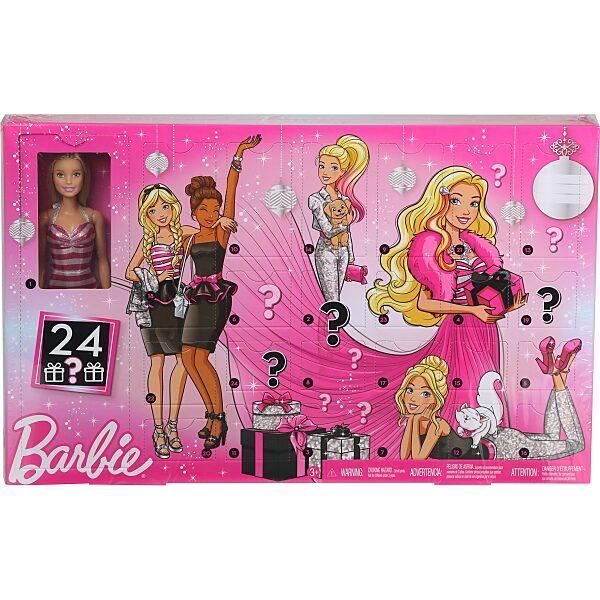 Barbie: adventi naptár - 4. Kép