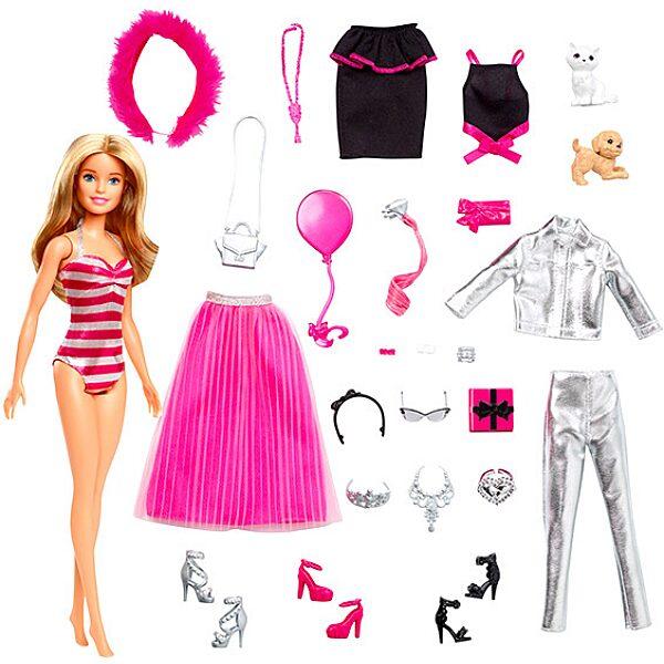 Barbie: adventi naptár - 1. Kép