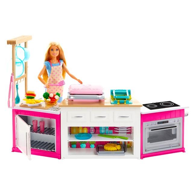Barbie álom konyhája - 1. Kép