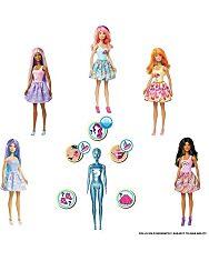Barbie Color Reveal Meglepetés baba - Természeti csodák - 2. Kép