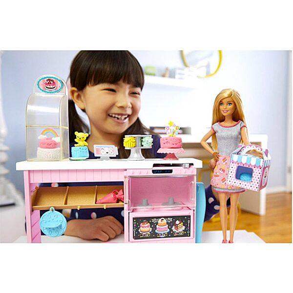 Barbie: Cukrászműhely - 2. Kép