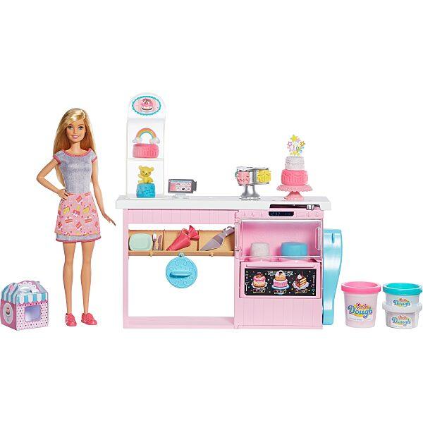 Barbie: Cukrászműhely - 4. Kép