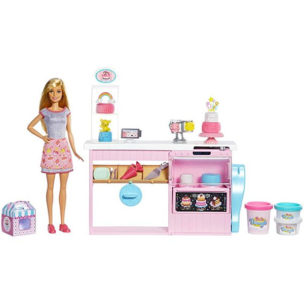 Barbie: Cukrászműhely - 1. Kép