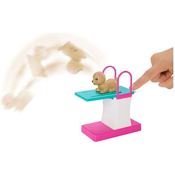 Barbie Dreamhouse: Barbie úszóbajnok szett - 3. Kép