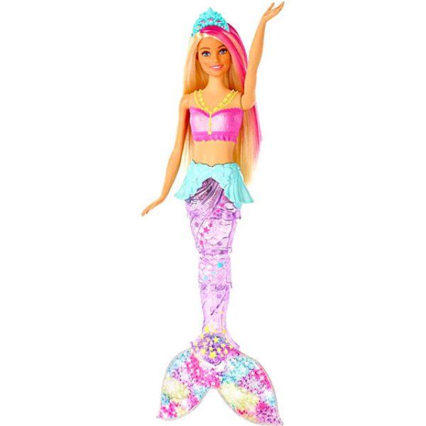 Barbie Dreamtopia: Úszó varázssellő - 1. Kép