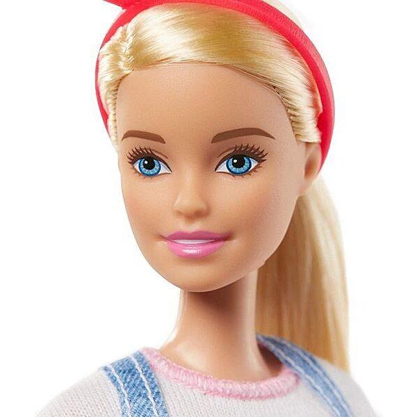 Barbie: Meglepetés karrier baba - szőke - 3. Kép