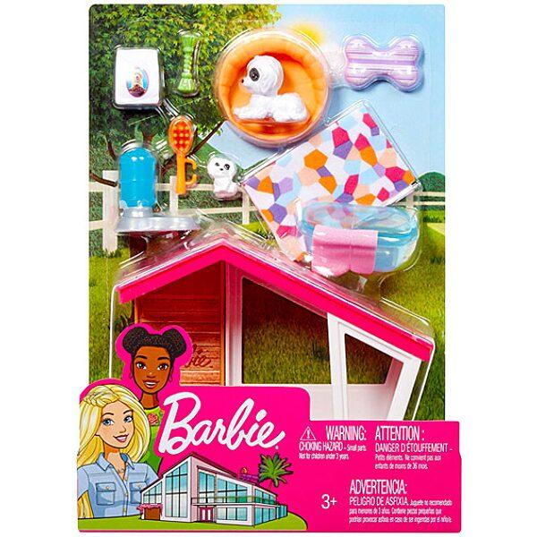 Barbie: mesés kutyaháza kiegészítőkkel - 2. Kép