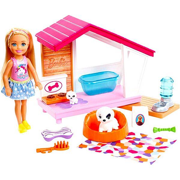 Barbie: mesés kutyaháza kiegészítőkkel - 3. Kép