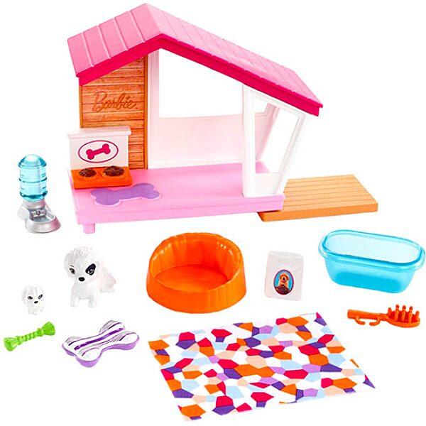 Barbie: mesés kutyaháza kiegészítőkkel - 1. Kép