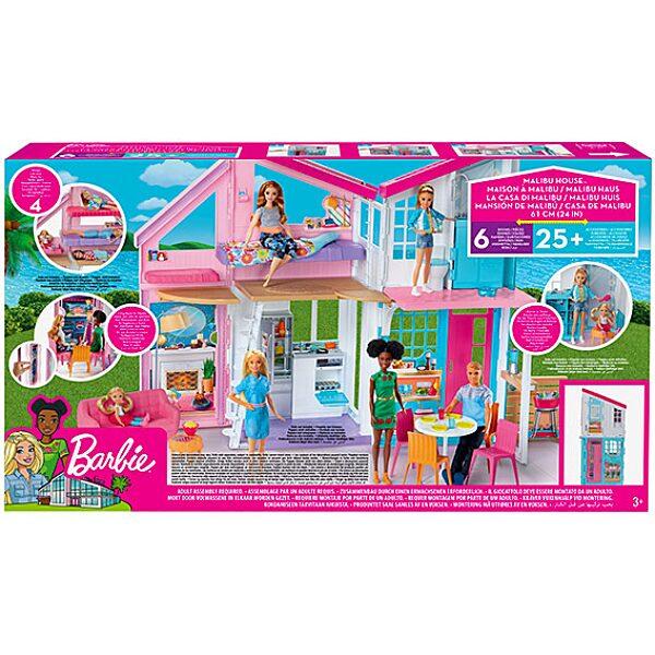 Barbie: tengerparti álomház - 1. Kép