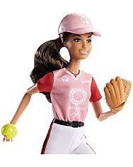 Barbie: Tokió 2020 olimpiai játékok - baseball játékos - 2. Kép