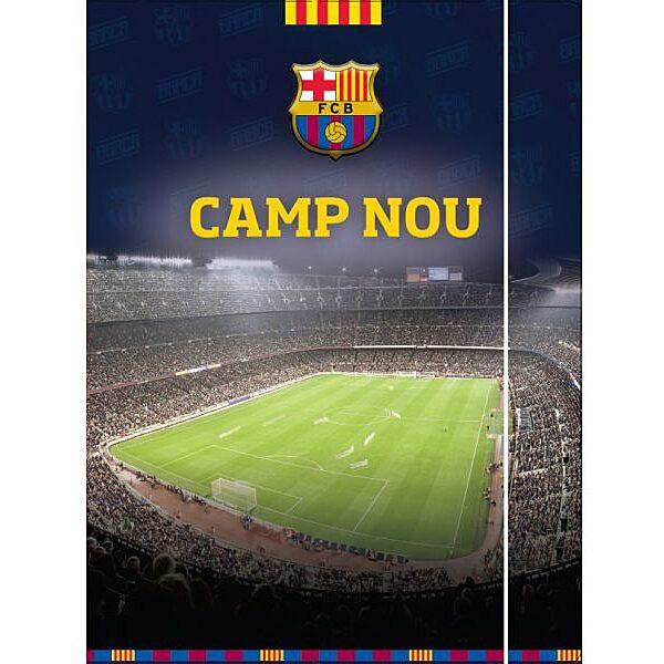 Barcelona A/4-es karton gumis mappa - 1. Kép