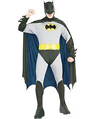 Batman: felnőtt férfi jelmez - L méret - 1. Kép