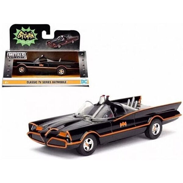 Batman: Klasszikus Batmobile 1966