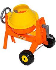 Betonkeverő - narancssárga - 1. Kép