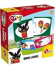 Bing nyuszi és barátai logikai kirakó (puzzle) csomagolás