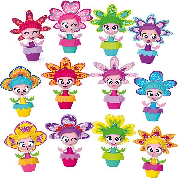 Bloomy Belles: virágcserépbaba - 6. Kép