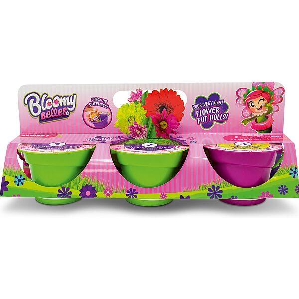 Bloomy Belles: virágcserépbaba ajándékcsomag - 6. Kép