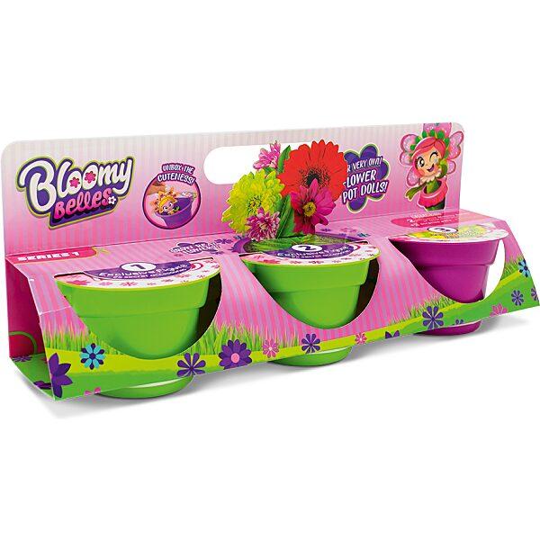 Bloomy Belles: virágcserépbaba ajándékcsomag - 9. Kép