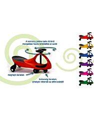 BoboCar gumikerékkel - piros - 2. Kép