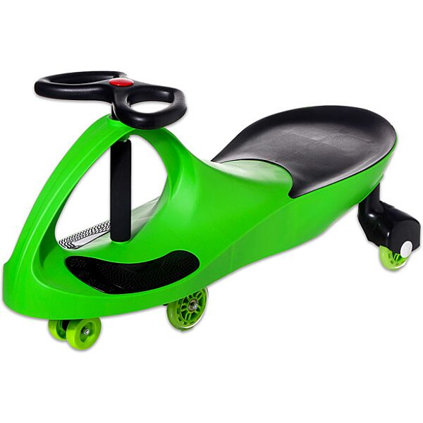 BoboCar gumikerékkel - zöld - 1. Kép