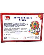 Bogyó és Babóca - 64 db-os puzzle - Léghajó - 2. Kép