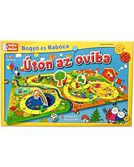 Bogyó és Babóca - Úton az oviba társasjáték - 1. Kép