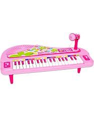 Bontempi iGirl: Elektromos zongora mikrofonnal