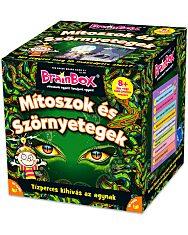 Brainbox: Mítoszok és szörnyetegek társasjáték - 1. Kép