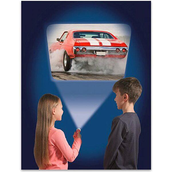 Brainstorm: szuper autók kivetítő - 3. Kép