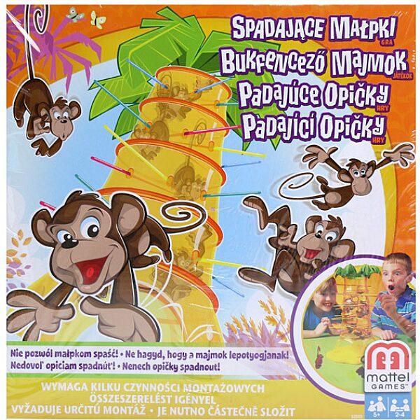 Bukfencező majmok - 2. Kép