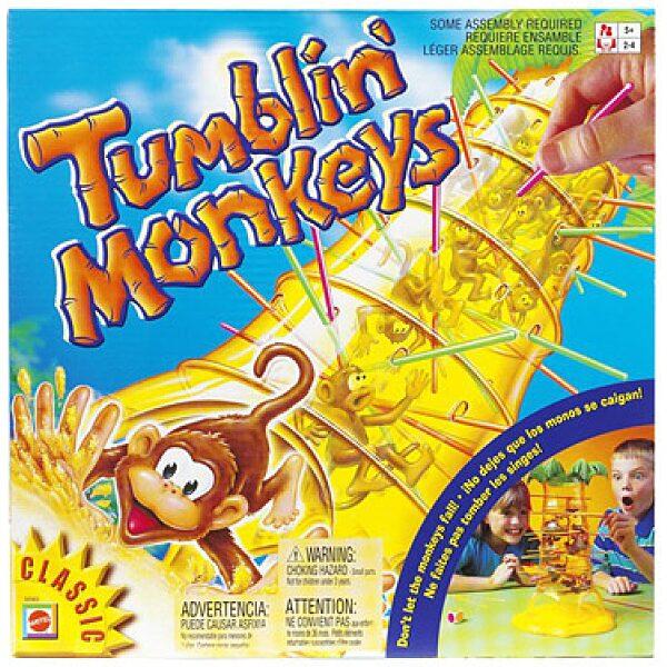 Bukfencező majmok - 4. Kép