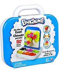 Bunchems: 3D képkészítő utazó készlet - 150 db