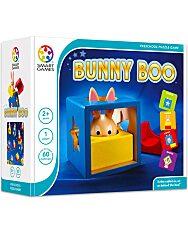 Bunny Boo - Gondolkozz a dobozban logikai játék - 1. Kép
