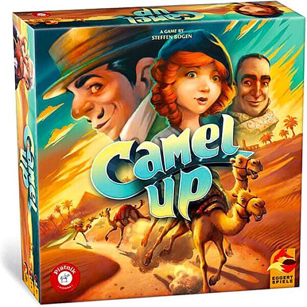 Camel Up 2.0 társasjáték - 1. Kép