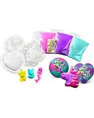 Canal Toys: So Bomb! Fürdőgolyó készítő szett 3 darabos - 2. Kép