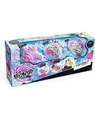 Canal Toys: So Bomb! Fürdőgolyó készítő szett 3 darabos - 1. Kép